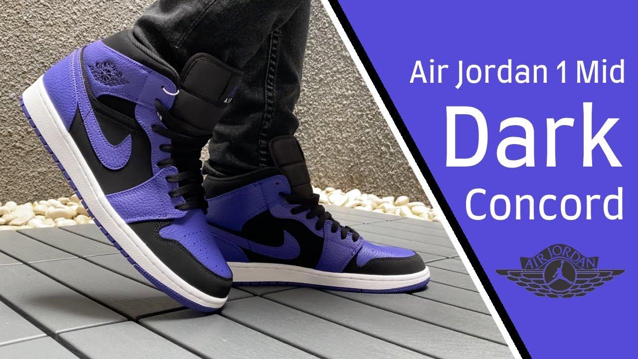jordan 1 black concord
