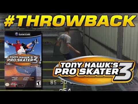 Throwback: Tony Hawk Pro Skater 3