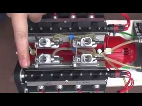 mini motor v8 2t youtube. Black Bedroom Furniture Sets. Home Design Ideas