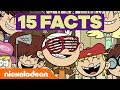 15 Little Known Facts 📝 About The Loud House | Nick