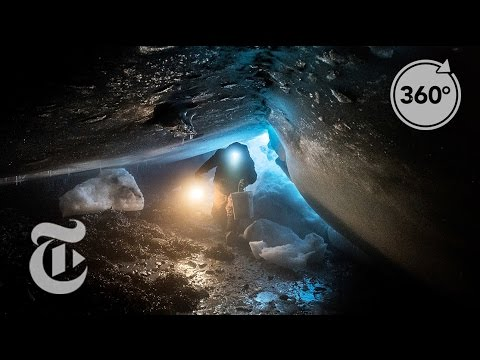 A Harvest Underneath the Ice | The Daily 360 | The New York Times