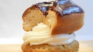 Mini Doughnut Cupcakes | Pescafoodie ⚓ Episode 27