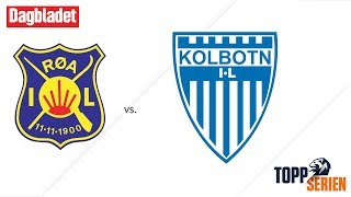 Roa (W) vs Kolbotn full match