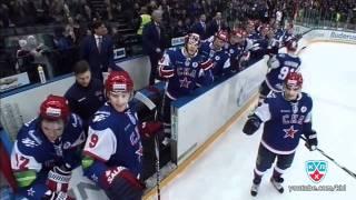 Хет-трик Владимира Тарасенко / Vladimir Tarasenko scores a hat-trick