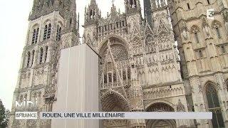 SUIVEZ LE GUIDE : Rouen, une ville millénaire