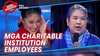 Mga Charitable Institution Employees | Bawal Judgmental | December 14, 2020