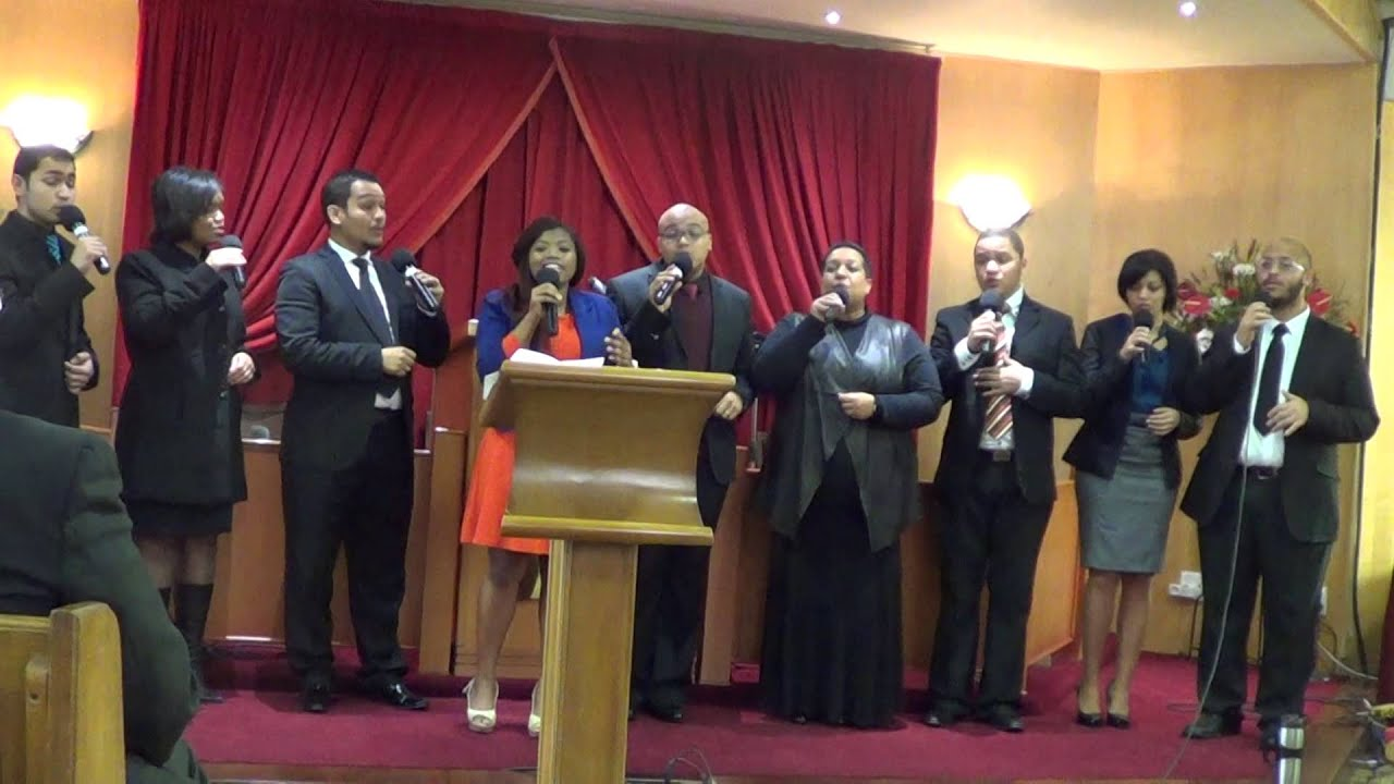 Heaven Medley [Voices In Praise - Cape Town] - YouTube