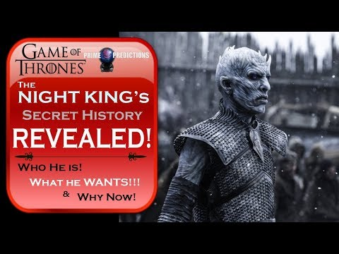The NIGHT KING's history REVEALED!! Game of Thrones Theory : GoT Season 8