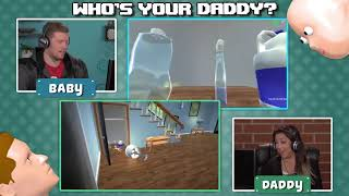 WHO'S YOUR DADDY Adults React  Gaming