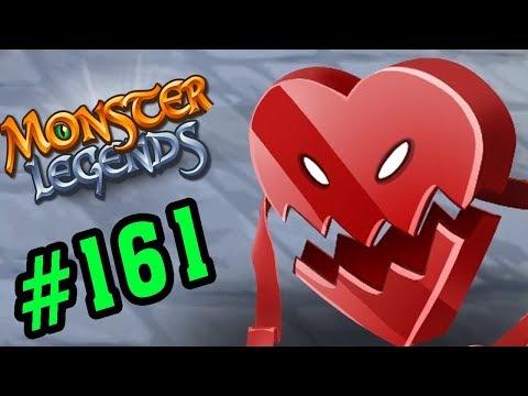 Monster Legends Game Mobiles - Trái Tim Ma Quỷ - Thế Giới Quái Vật #161