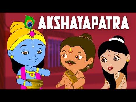 Akshayapatra | Tales of Mahabharata | Animated Movie | Tamil Stories for Kids