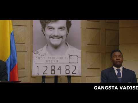 Pablo Escobar - Gangsta's Paradise