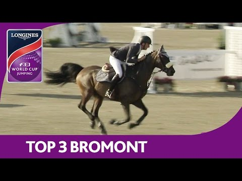 Top 3 | Longines FEI World Cup™ Jumping 2016/17 | Bromont (CAN)