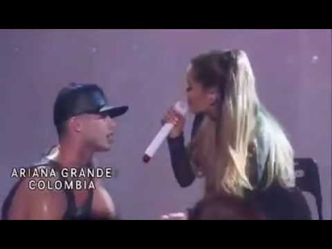 Ariana Grande & Ricky Alvarez