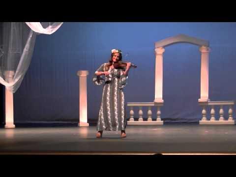 Miss Kaysville/Fruit Heights talent