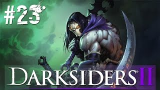 Прохождение Darksiders 2 Часть 23 Псикамерон и его задачки