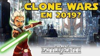 DLC Clone Wars (Série)? Contenu en 2019   Star Wars Battlefront 2 (Théories)