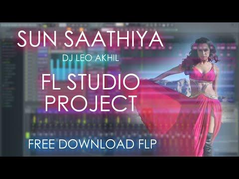 Sun Sathiya EDM FLP By Dj leo aKHiL
