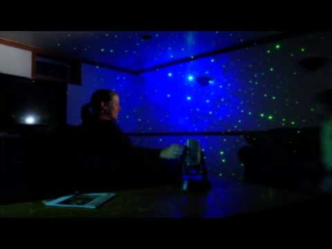Laser Twilight The Star Projector Youtube