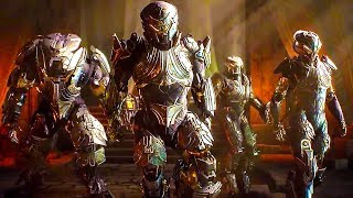 ANTHEM - NEW Gameplay Walkthrough Gear (PS4, XBOX ONE, PC) - Developer Demo 2019