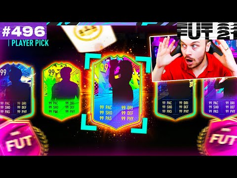 Download FIFA 21 I DID A FUTTIES ULTIMATE CHAMPIONS PLAYER PICK & PACKED A BEAST FOR MY FUT CHAMPIONS SQUAD!