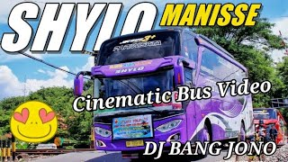 Bus Parwis Full Strobo & Led Zaman Now | Cinematic Bus Video | DJ Remix Bang Jono vs Akimilaku