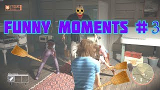 Friday 13 Funny moments 3/ Пятница 13 Смешные моменты/4K resolution