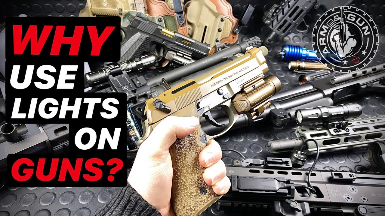 Using Lights on Guns & Why it's Important   GunGear