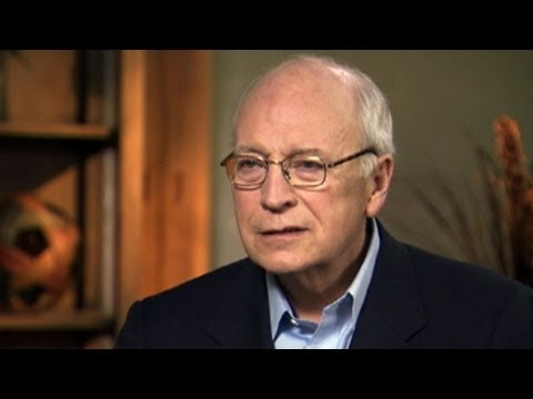 Dick Cheney On Transplant, Middle East