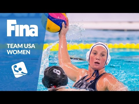 Water Polo Team USA - The Golden Girls