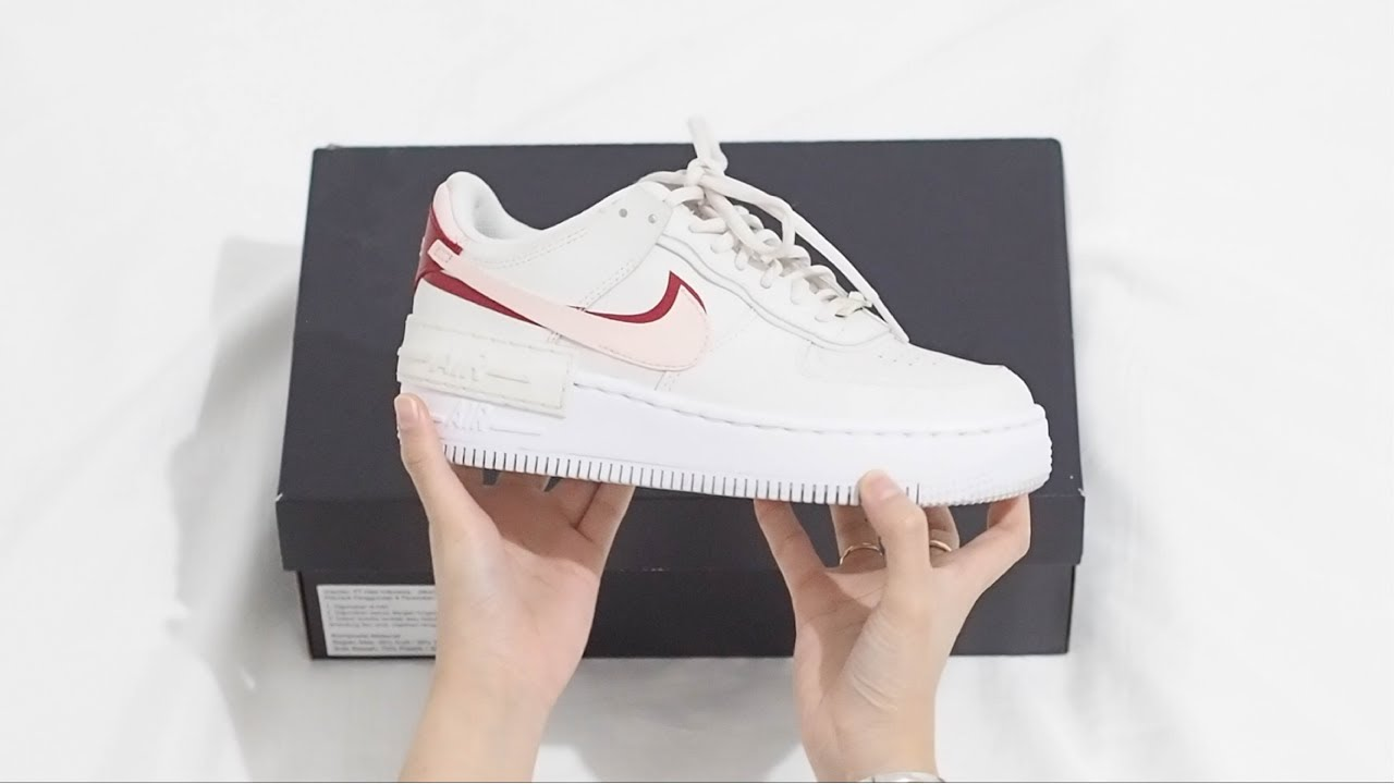Nike Air Force 1 Shadow Phantom Review On Feet Sizing Eng