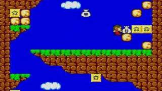 Alex Kidd in Miracle World (Master System) Demo