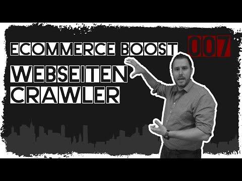 ecommerce boost #007: Daten vom Lieferanten per Crawler bekommen