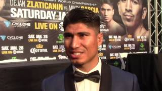 MIKEY GARCIA: NO RING RUST; I WILL WIN MY THIRD TITLE!!