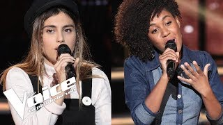 Coldplay - Yellow | Yvette vs Liv Del Estal | The Voice France 2018 | Duels
