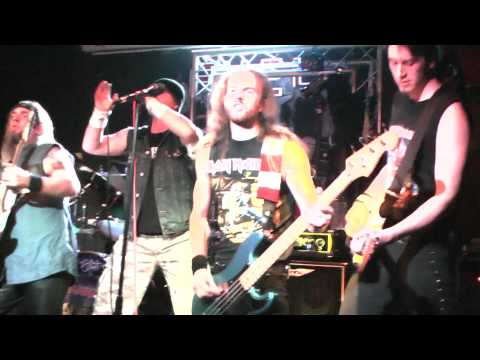 2 Minutes To Midnight - Powerslaves - Fuel Rock Club - Cardiff