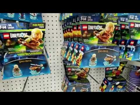 More LEGO Dimensions Packs At 99 Cents Only - YouTube