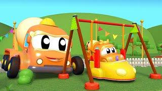 Малыши Машинки -  МАЛЫШИ МАШИНКИ любят своих РОДИТЕЛЕЙ! - Обучающие мультфильмы с машинками