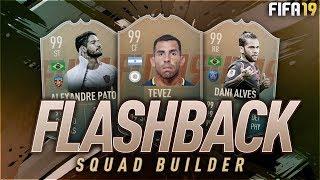 FLASHBACK SQUAD BUILDER! - FIFA 19 Ultimate Team