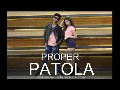 Proper Patola - Official Video | Namaste England | Arjun | Parineeti | Badshah | Diljit | KSTUDIO