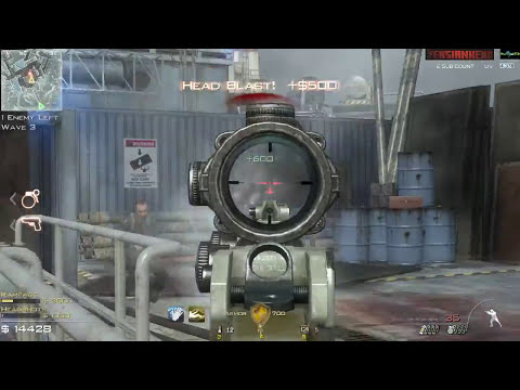 "MW3 SURVIVAL CO OP ""OFFSHORE"" BY PERSIANHERO & EVAN360FLIP"