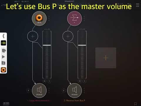 Loopy, AUM, Audiobus 3  Setup Walkthrough