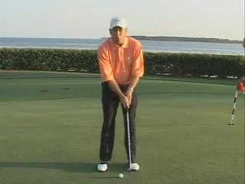 Golf Instruction – Putting Stroke : Tight = Success