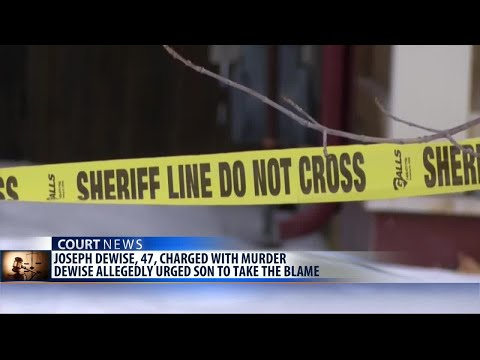 Prosecutors: Montana man charged with murdering his wife suggested teen son admit to the crime