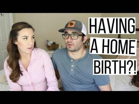 WHERE ARE WE HAVING OUR BABY? HOME BIRTH? | MOM VLOG | Hayley Paige
