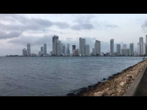Cartagena Colombia Morning sun rise Mar 2017  IMG 0772