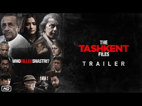The Tashkent Files   Trailer  Vivek Agnihotri  Releasing 12th April