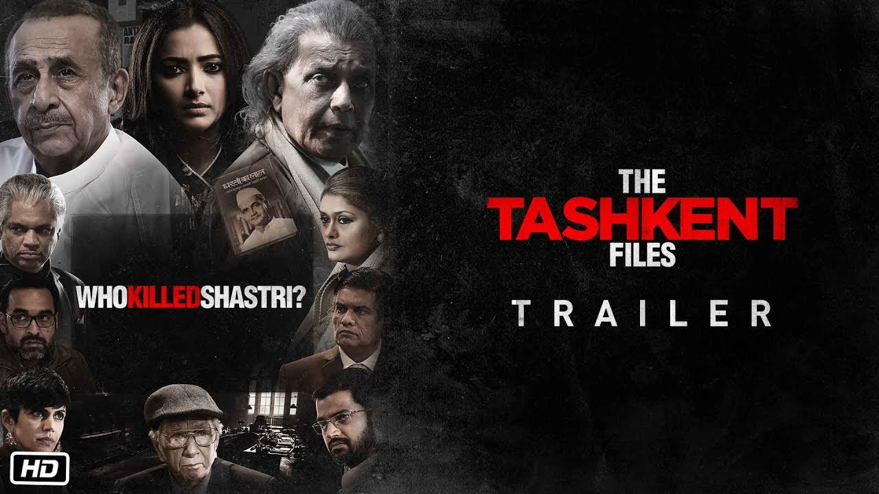 The Tashkent Files | Full Movie| Vivek Agnihotri | Releasing 12th April