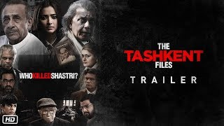 The Tashkent Files | Official Trailer | Vivek Agnihotri | Releasing 12th April