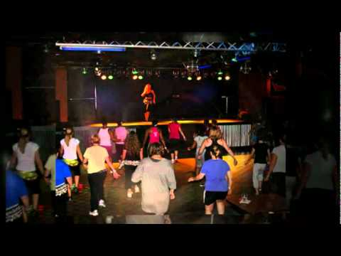 Xtreme Zumba at The Venue, Opening Night